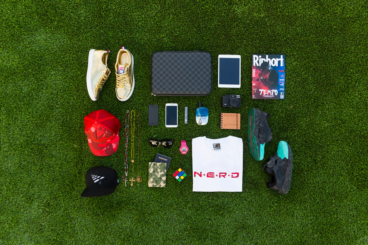 Essentials: Leo Rodriguez of PUMA