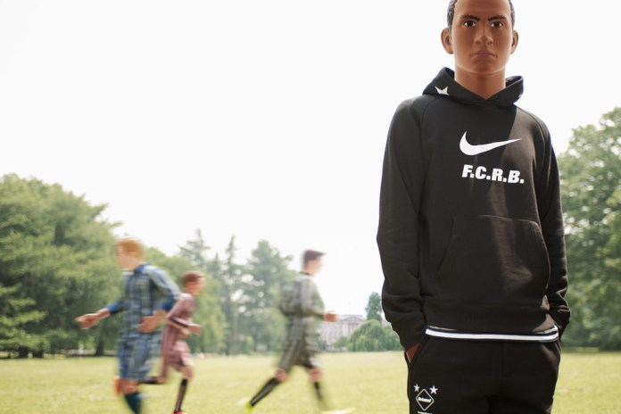 F.C.R.B. 2014 Fall/Winter Lookbook