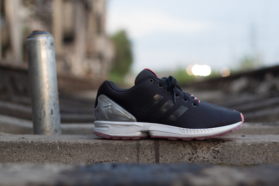 "FACES&LACES x adidas Originals ZX Flux ""Teufelsberg"""