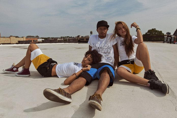 Fool's Gold x Najeeb Sheikh 2014 Capsule Collection​