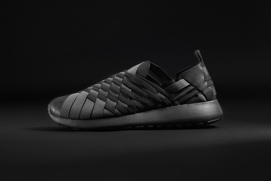 """Foot Locker Teams Up with adidas Originals and Nike for Exclusive """"Triple Black"""" Collection"""