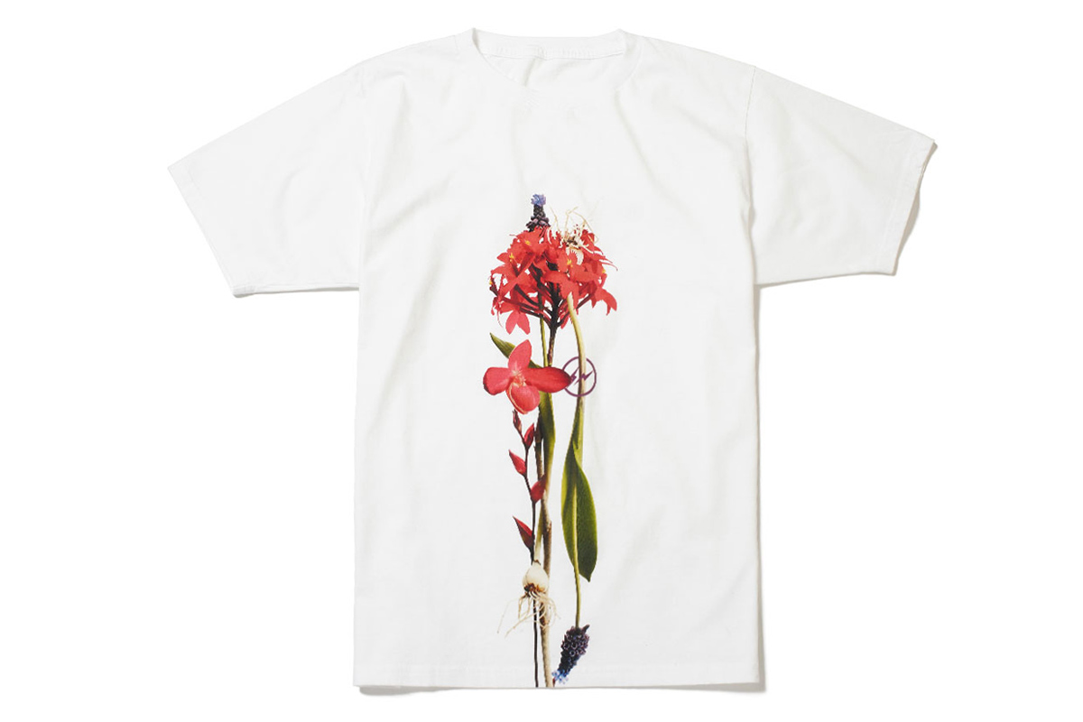 fragment design x amkk project t shirts