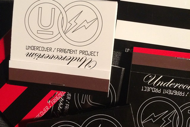 fragment design x UNDERCOVER 2014 Collection Teaser