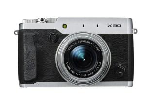 Fujifilm X30 Enthusiast Compact Camera