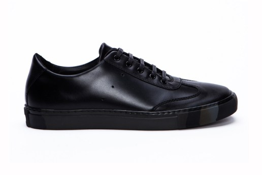 Generic Man for COMME des GARÇONS SHIRT Leather Sneaker
