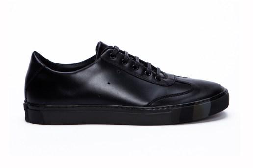 Generic Man for COMME des GARÇONS SHIRT Leather Sneaker