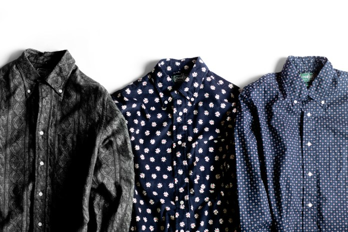 Gitman Bros. Vintage 2014 Fall/Winter Shirts