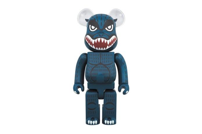 Godzilla x Medicom Toy 1000% Bearbrick