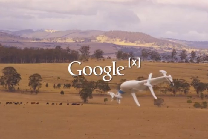 Google Introduces Project Wing: A Self-Flying Delivery Service