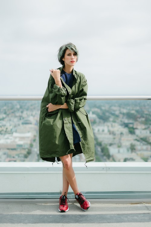 Gourmet Women's 2014 Fall/Winter Lookbook