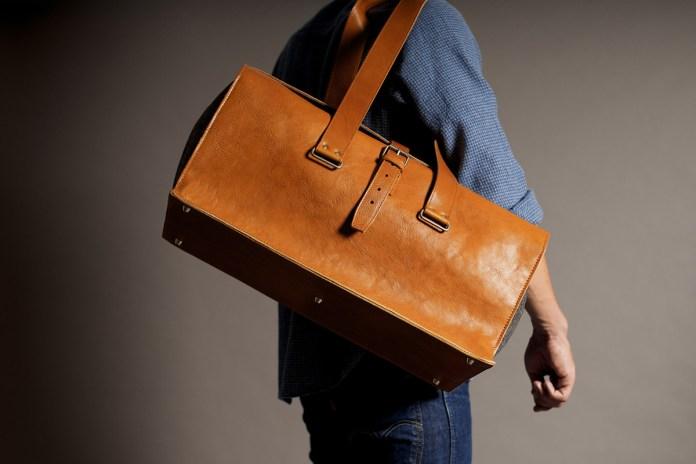 hard graft First Edition Travelbag