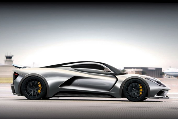 hennessey reveals the venom f5