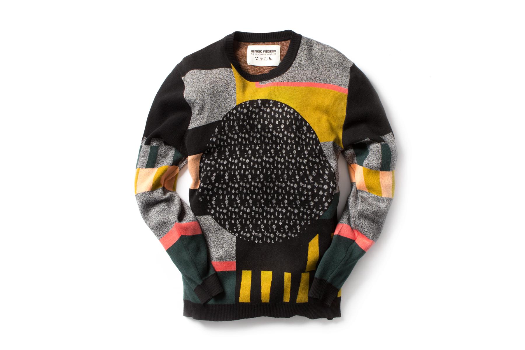 Henrik Vibskov 2014 Fall/Winter Sweaters