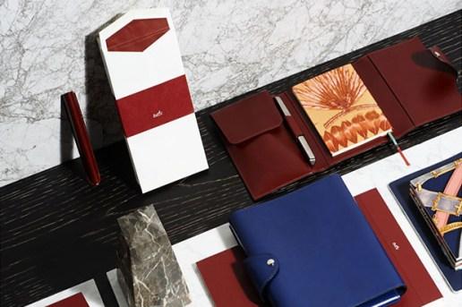 Marc Newson Designs Hermès's First-Ever Pen with Pilot