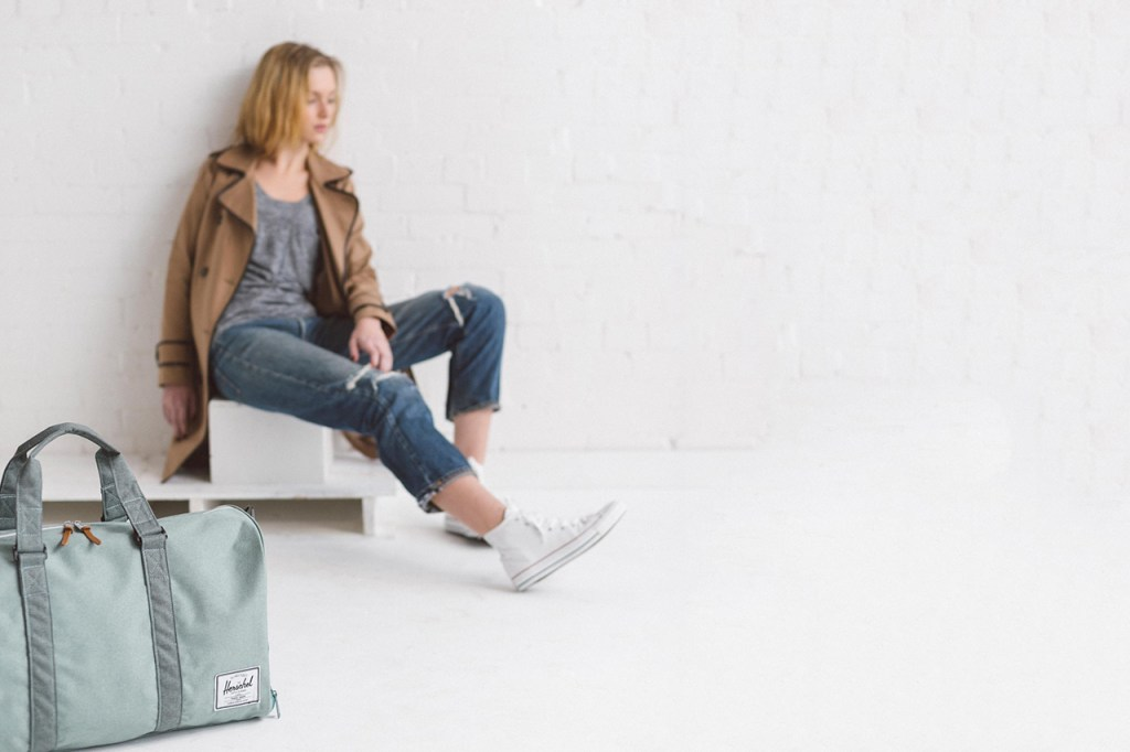 Herschel Supply Co. 2014 Fall Crosshatch Collection