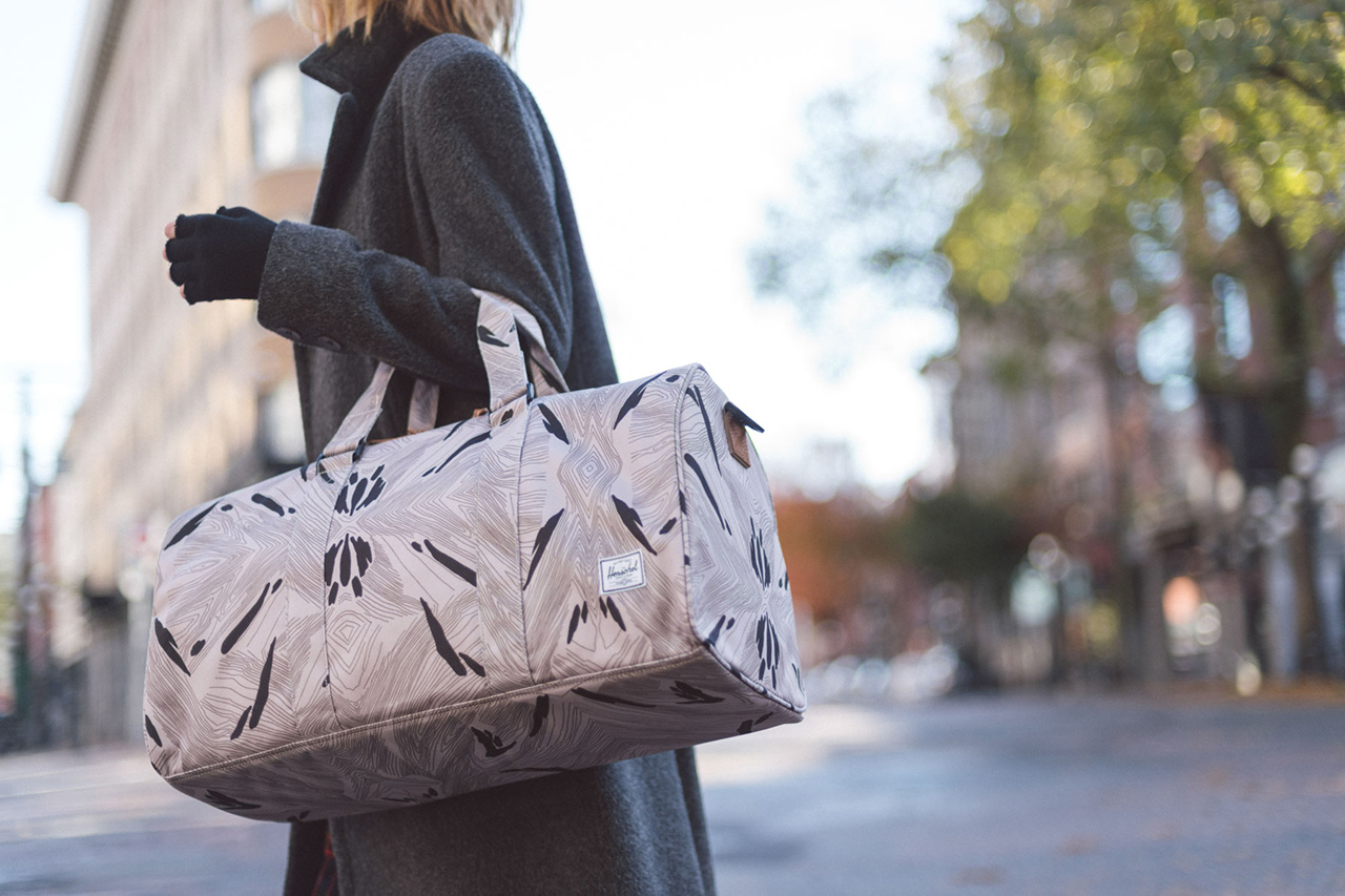 herschel supply co 2014 fall geo print collection