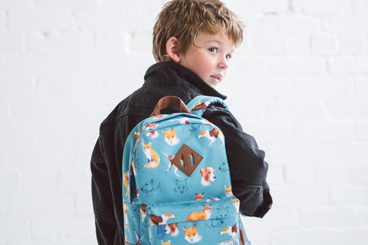 Herschel Supply Co. 2014 Fall Kids Collection
