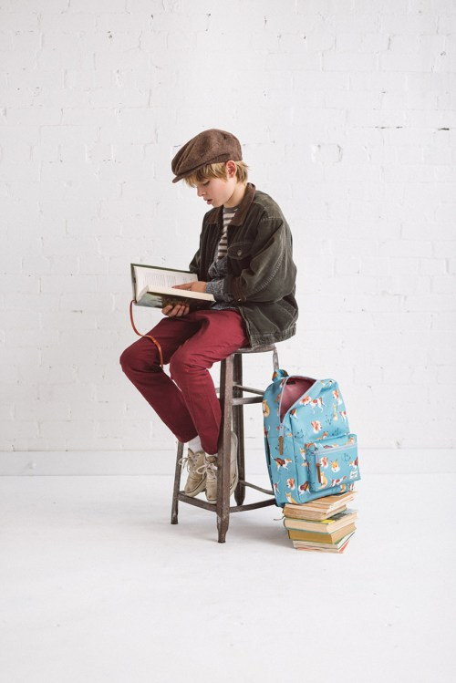 Herschel Supply Co. 2014 Fall Kids Collection