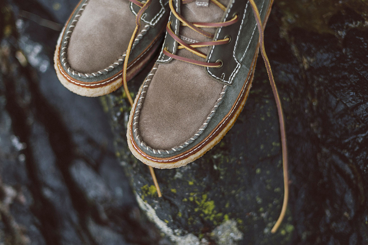 Herschel Supply Co. x Clarks Originals Vulco Guide Boot