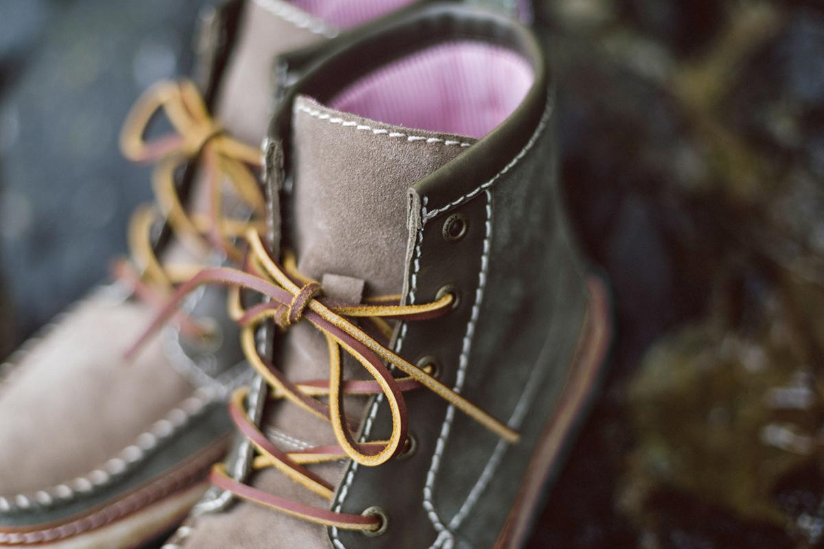 Herschel Supply Co. x Clarks Originals Vulco Guide Boot