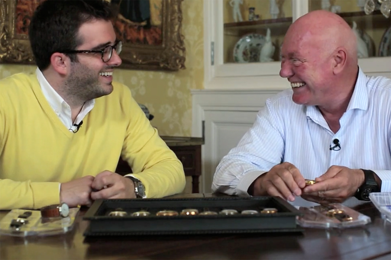 """HODINKEE Presents: """"Talking Watches"""" with LVMH's Jean-Claude Biver"""