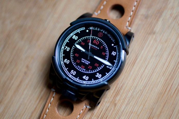 HODINKEE Takes a Closer Look at the CT Scuderia Dashboard Collection