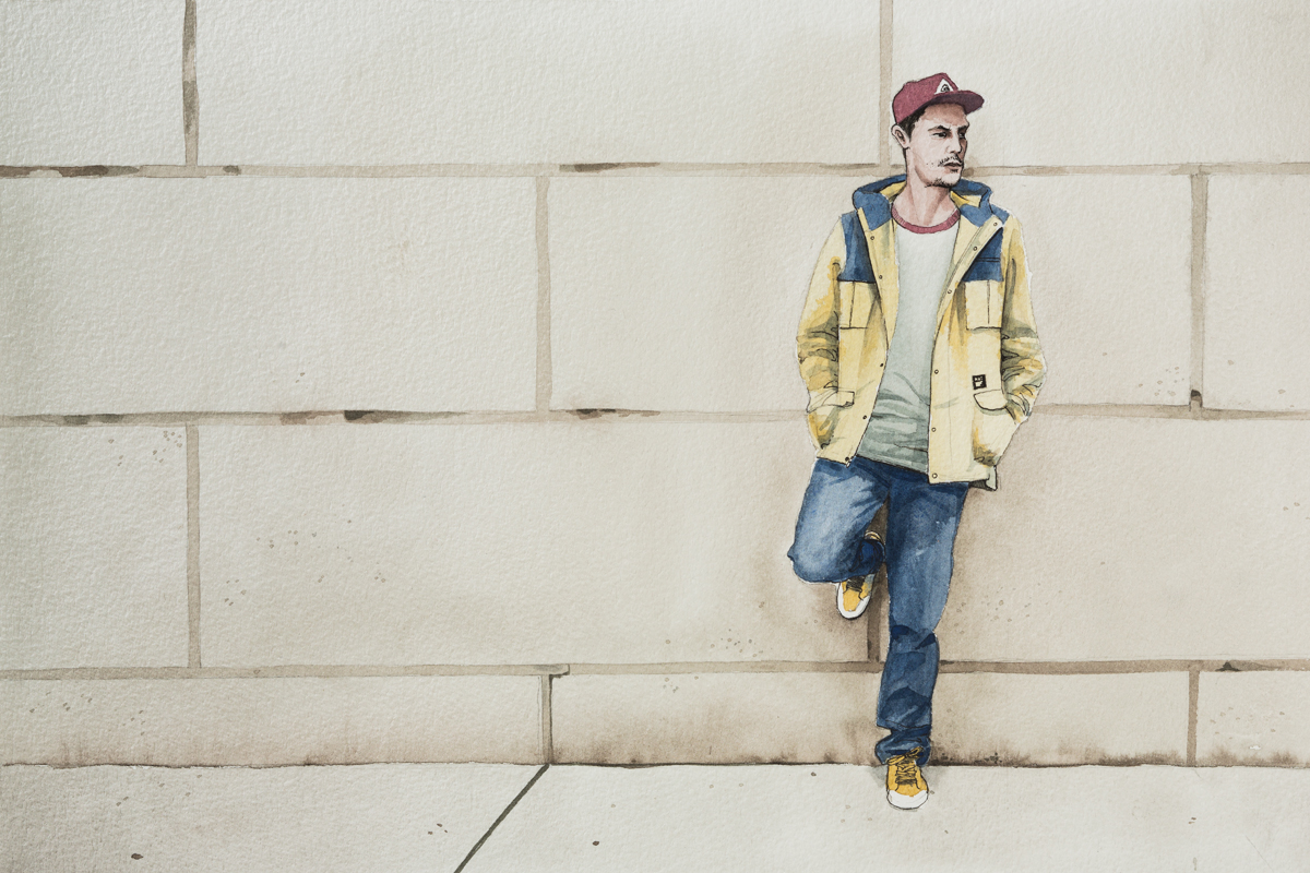 HUF 2014 Fall Delivery 2 Lookbook