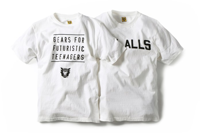 HUMAN MADE 2014 Fall/Winter T-Shirts