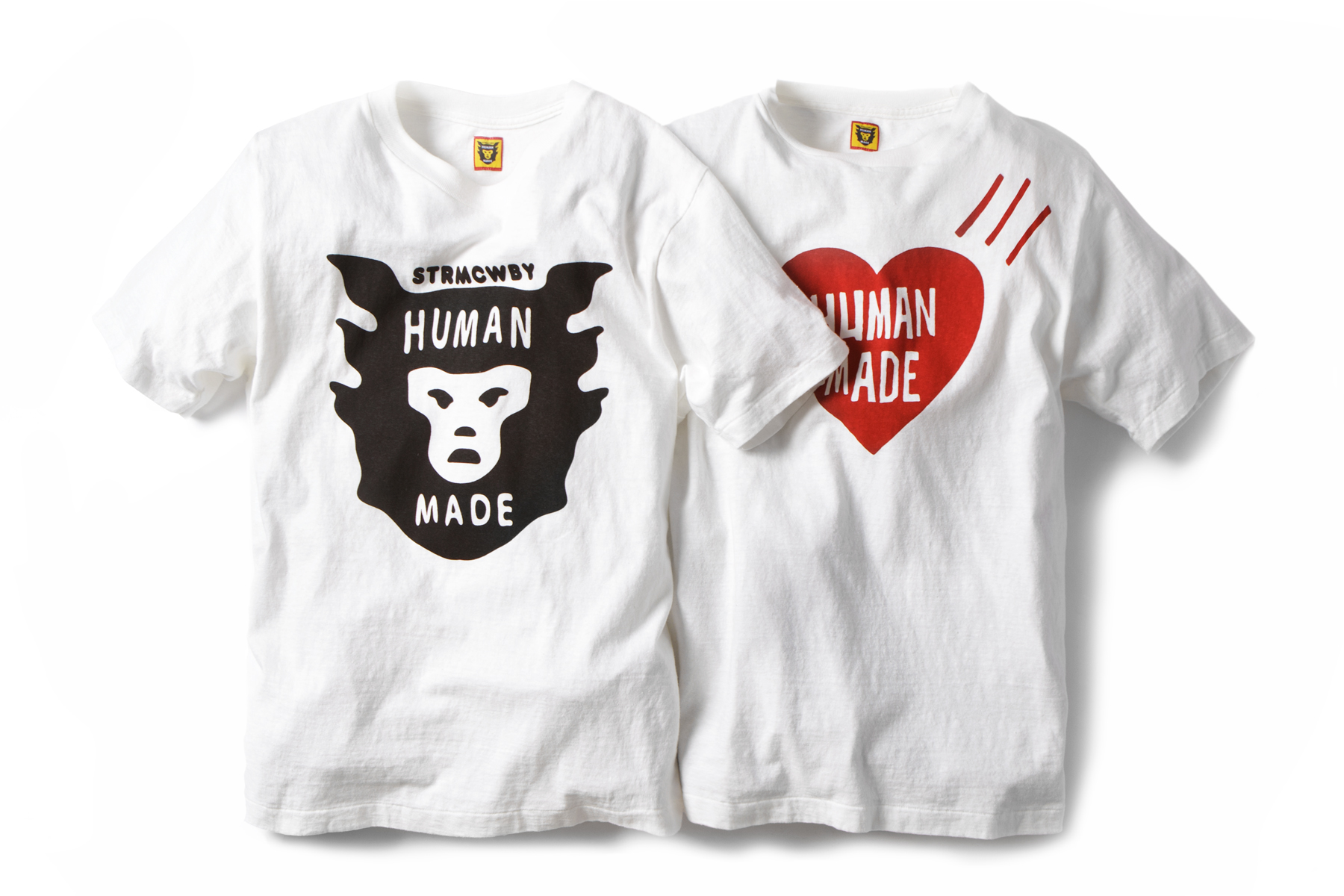 human made 2014 t shirt collection
