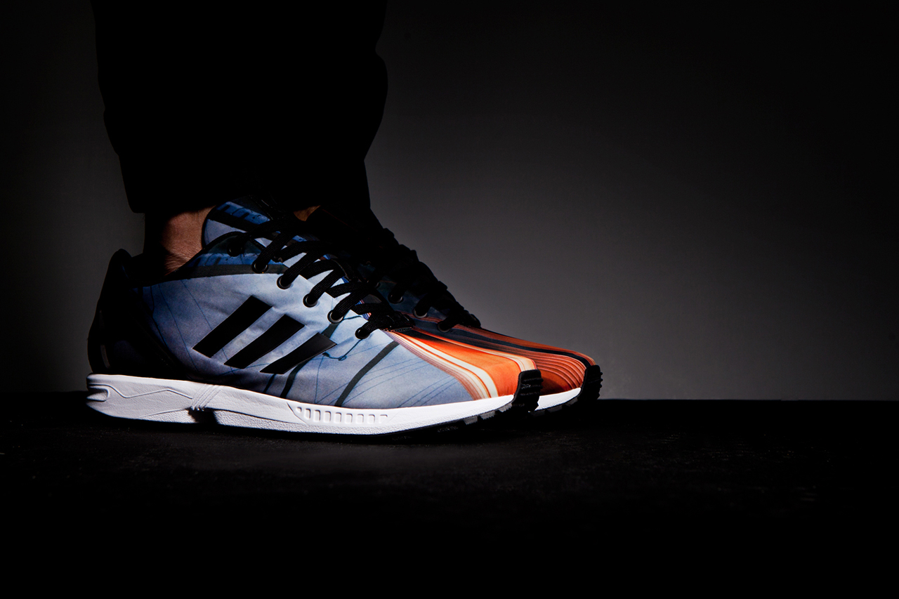 hypebeast tests out the adidas mizxflux app before its release