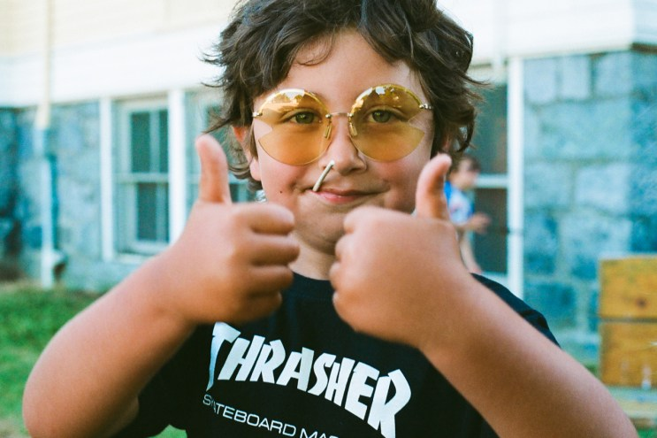 #hypebeastkids: Sons + Daughters Eyewear