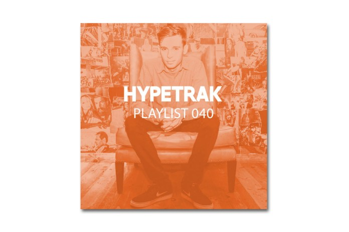 HYPETRAK Playlist 040