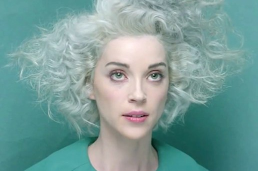HYPETRAK PREMIERE: St. Vincent – Digital Witness (Chad Hugo Remix)