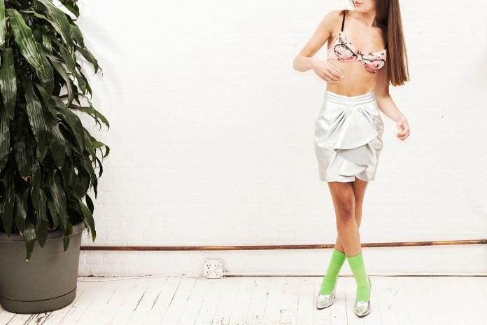 ICNY x Fleur du Mal 2014 Fall Editorial