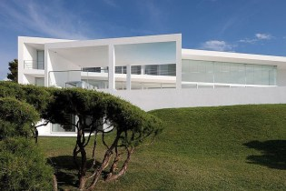 Infinity House by AABE Atelier d'Architecture Bruno Erpicum & Partners
