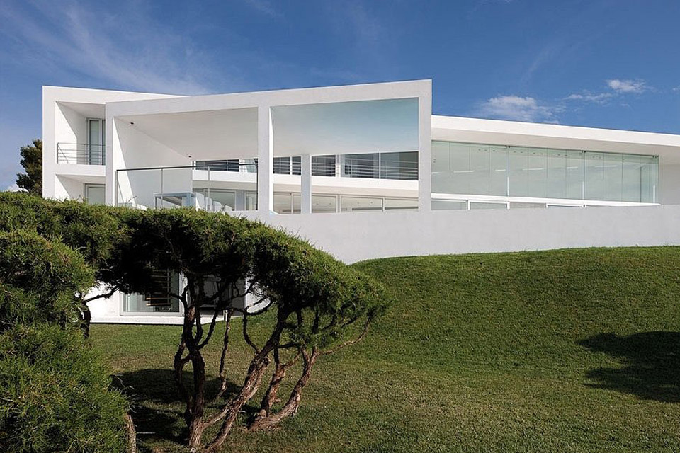 infinity house by aabe