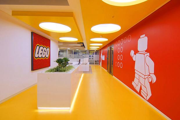 Inside LEGO's Istanbul Headquarters