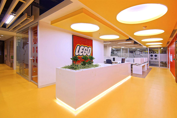 Inside LEGO's Istanbul Headquarters