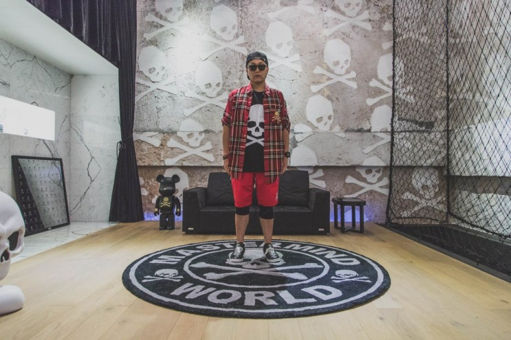 Masaaki Homma of mastermind JAPAN Speaks On Its Macau Flagship and the Progression of Fashion