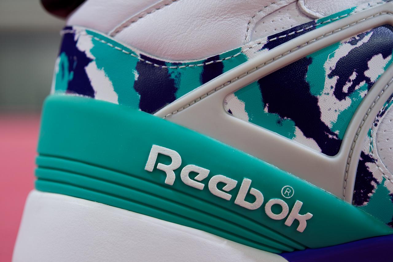 INVINCIBLE x Reebok Pump 25th Anniversary
