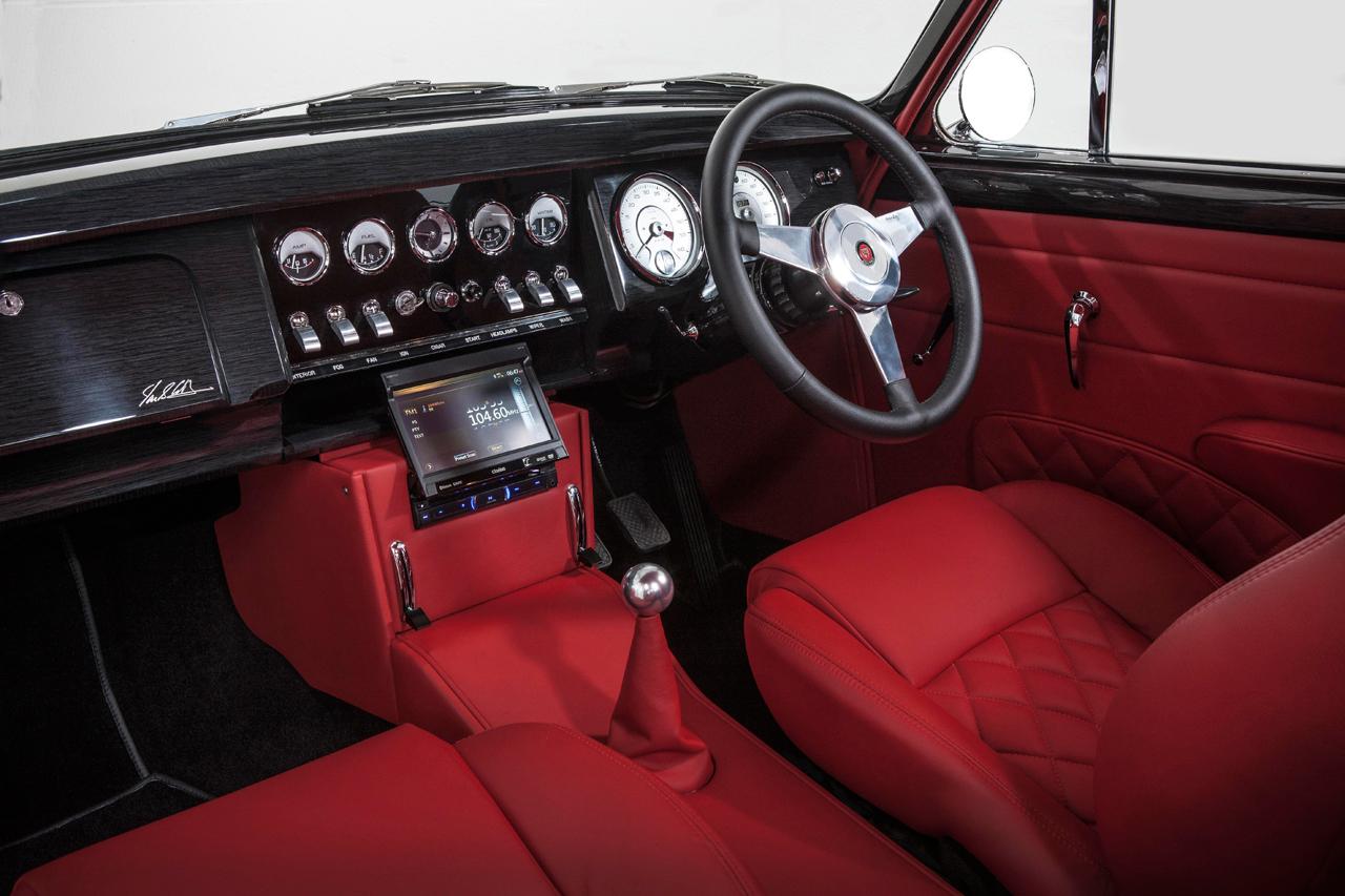 Jaguar's Design Director Ian Callum Creates a Reinterpreted Classic Mark 2