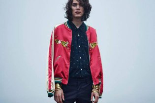 JohnUNDERCOVER 2015 Spring/Summer Lookbook