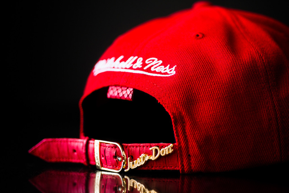Been Trill x Just Don Strapback Collection