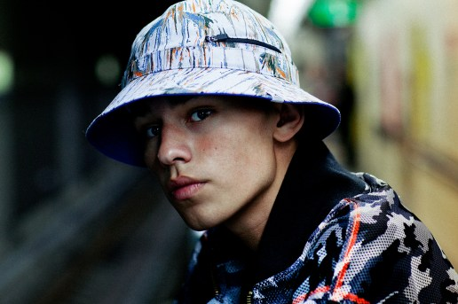 Kangol 2015 Spring/Summer Lookbook