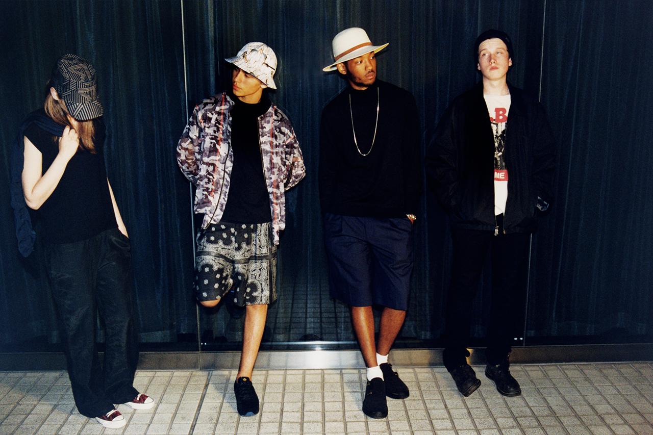 Kangol 2015 Spring/Summer Lookbook