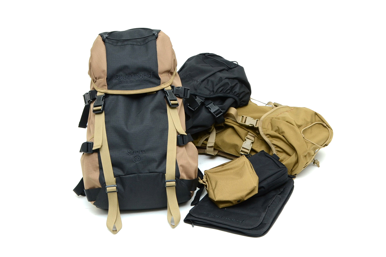 Katharine Hamnett x KarrimorSF Sabre 30 Backpack