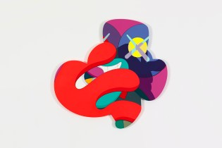 KAWS Announces Third Exhibition @ Honor Fraser Gallery