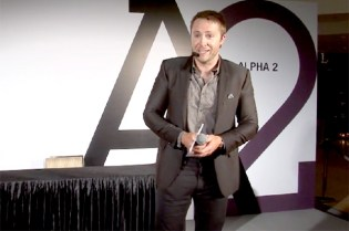 Keith Barry and TUMI Present the Fall 2014 ALPHA 2 Collection