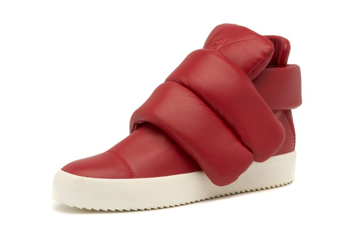 Kid Cudi x Giuseppe Zanotti 2015 Spring/Summer High-Top