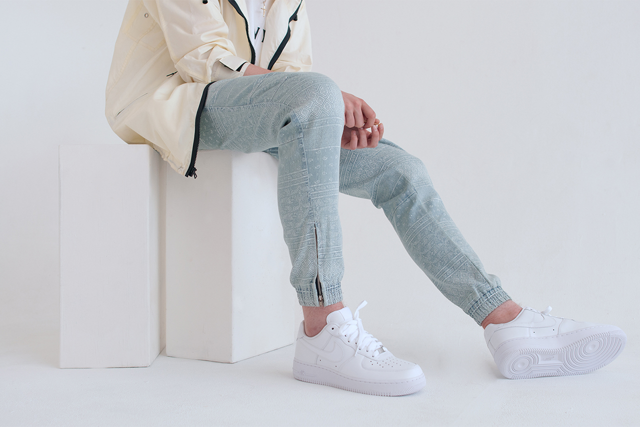 KITH 2014 Summer-Weight Washed Denim Collection